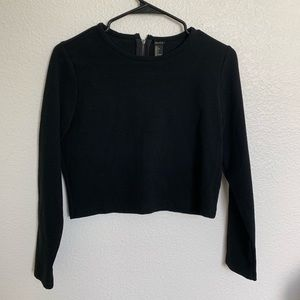 Forever 21 thick long sleeve